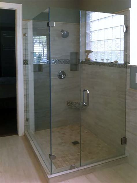 Shower Doors Of Dallas 90 Degree Shower Enclosures Shower Doors Of Dallas