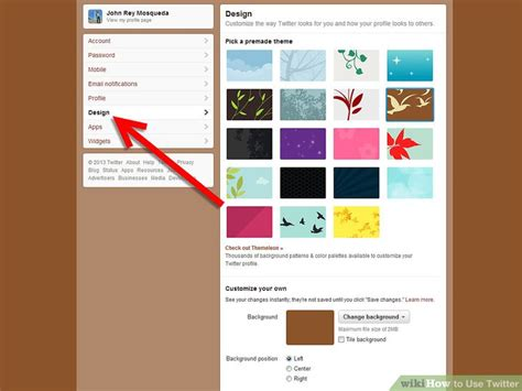 twitter color how to use twitter with cheat sheet wikihow