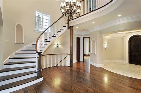 House Foyer Luxury Foyer And Stairway