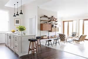 Offene Kuche Im Wohnzimmer Offene Kuche Wohnzimmer Boden Ideen F 252 R Die