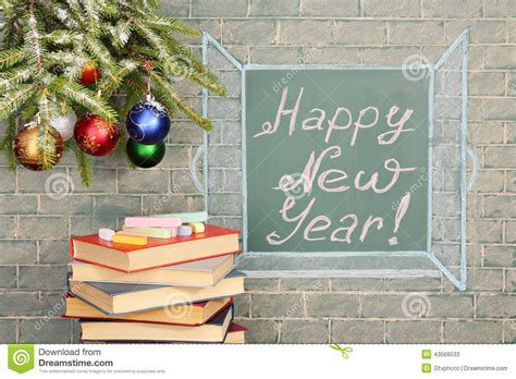 ruby s new year books happy new year stock photo image 43566533