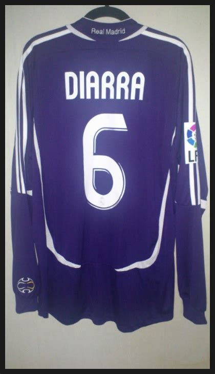 Real Madrid 3rd 1516 Ls 키 큰 프리데만 씨의 블로그 06 07 real madrid 3rd l s match issued