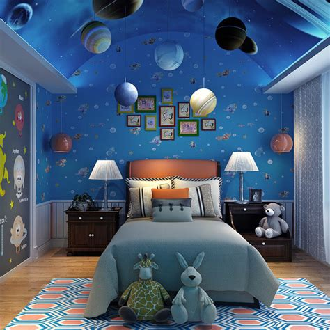 Space Room Decor 50 Space Themed Bedroom Ideas For And Adults