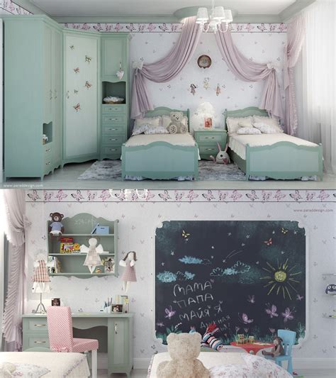 little girl bedroom ideas 2 little girls bedroom 7 interior design ideas