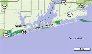where is perdido key florida on the map gulf shores real estate investment condo sales