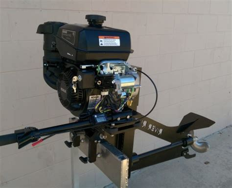 2 hp mud motor 9 5 hp surface drive outboard mud motor riverrunmarine
