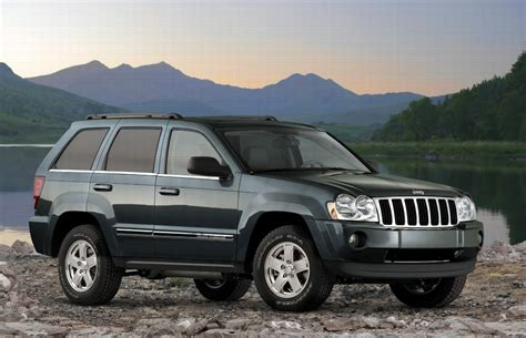 jeep laredo 2007 2007 jeep grand cherokee pictures history value