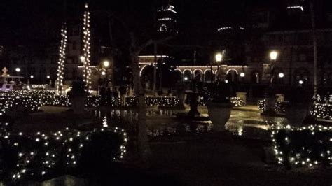 st augustine lights night tour nights of lights picture of old town trolley tours of st