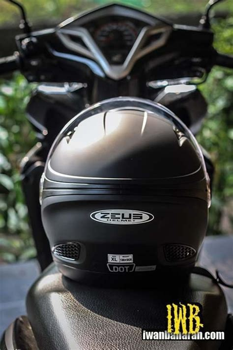 Dan Model Helm Zeus iwanbanaran 187 review product helm zeus tang dan finishing keren