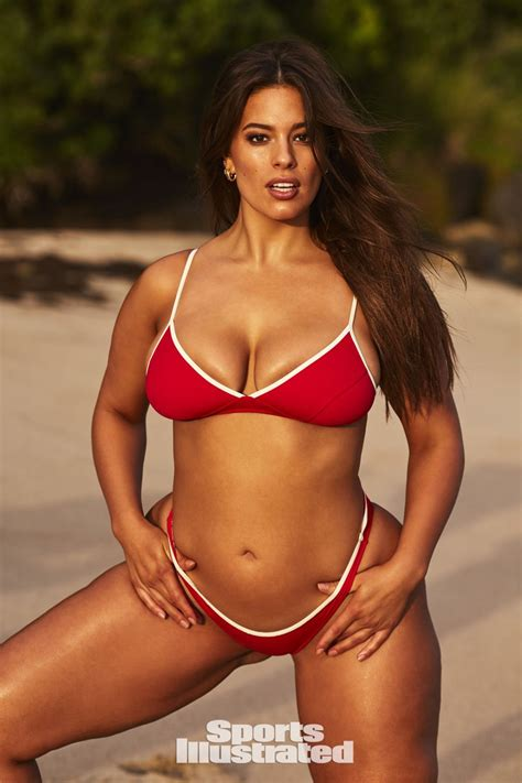 sports illustrated swimsuit 2018 1438851677 ashley graham in sports illustrated swimsuit 2018 issue hawtcelebs