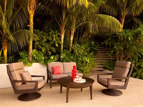 outdoor patio furniture miami tropical patio furniture chicpeastudio