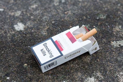 colorful cigarettes cigarette companies to withdraw 10 packs and remove