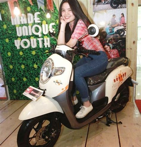 Lu Projie Scoopy Fi besok all new honda scoopy dilaunching bengkuluekspress
