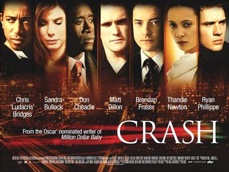 film gagné oscar 2004 movie review crash bj thoughts