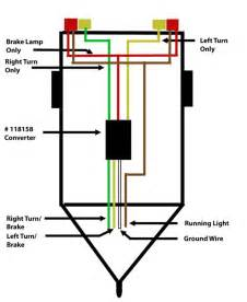 wiring diagram for led tail lights images