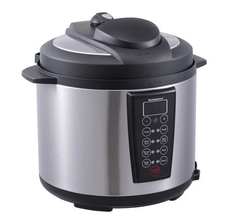 1000 images about power cooker black 1000 watt 6 quart electric pressure cooker brushed