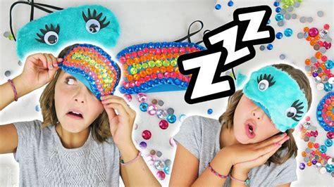 how to make a sleep how to make diy blindfold sleep mask fashion diy ideas and hacks cooking