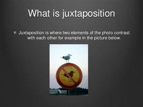 juxtaposition pp
