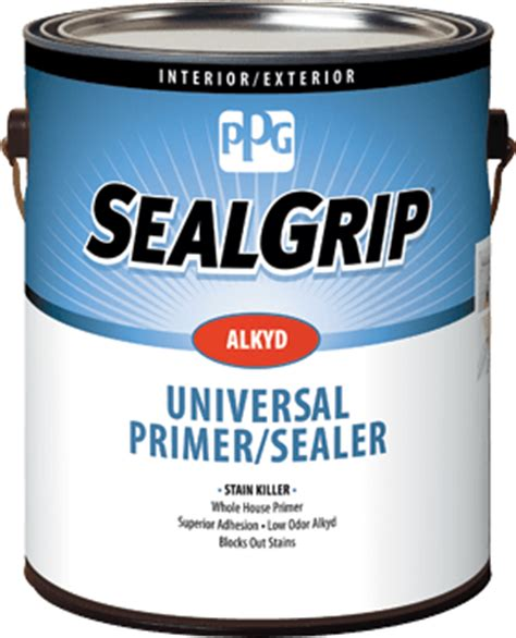 Interior Wood Primer by Ppg Seal Grip 174 Interior Exterior Alk