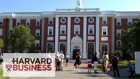 Business School Executive Mba Admission by Harvard Business School Makemoneyinlife