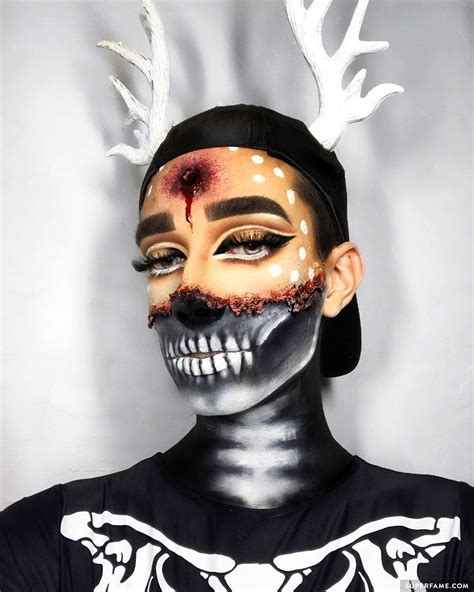 james charles makeup dolan take a look at 126 youtuber halloween costumes this year