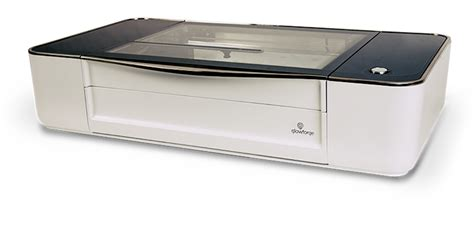 home laser cutter glowforge the 3d laser printer