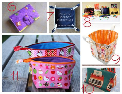 Teachers Day Handmade Gifts - sewing for 11 appreciation gifts to sew