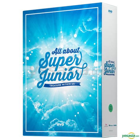 Junior Dvd Treasure Within Us yesasia all about junior quot treasure within us quot dvd 6 disc korea version folded