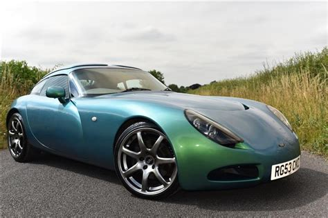 Tvr T350t Classic Sold Tvr T350t Cousin To The Sagaris