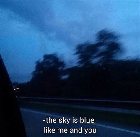 blue you and me alone bands beautiful blue boy car