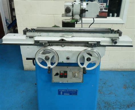 jones shipman  tool cutter grinder rondean