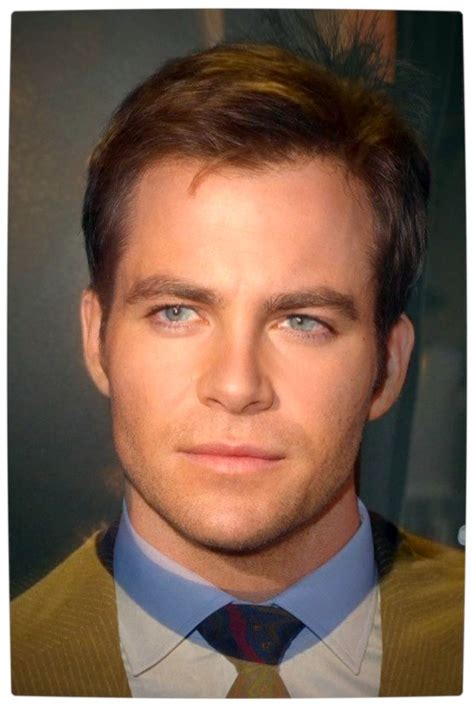 ruggedly handsome composite image of every captain t kirk is ruggedly handsome