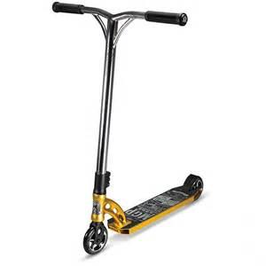 cheap stunt scooter decks madd gear mgp vx6 team edition stunt scooter gold ebay