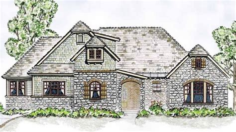 Eplans English Cottage House Plan Three Bedroom English | 17 best images about courtyard house plans on pinterest