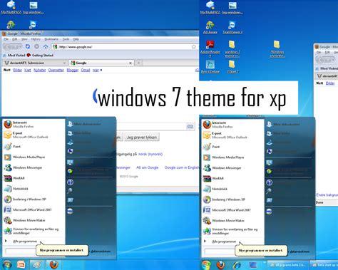 windows 10 themes for windows xp deviantart windows 7 theme for xp by shelkadom on deviantart