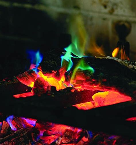 Rainbow Fireplace Crystals For Wood Fires 2 pack rainbow fireplace crystals for wood fires pro supply