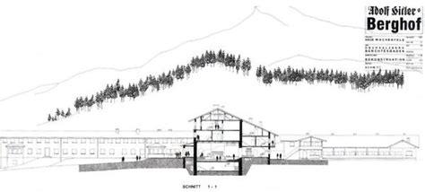 Blueprints For Garage baupl 228 ne hitlers berghof obersalzberg
