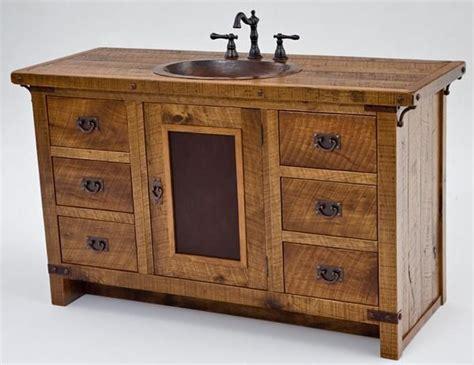 bathroom furniture rustic vanities barnwood vanity