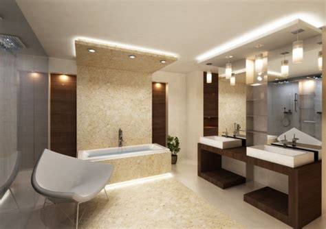 Bathroom Ceiling Lighting Ideas 17 Extravagant Bathroom Ceiling Designs That You Ll Fall In With Them