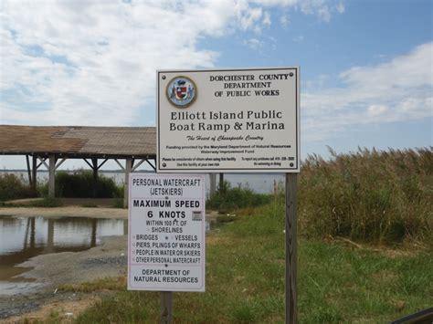 eliot boat landing elliott island public landing paddle the nanticoke