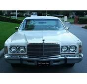 1975 Chrysler New Yorker For Sale