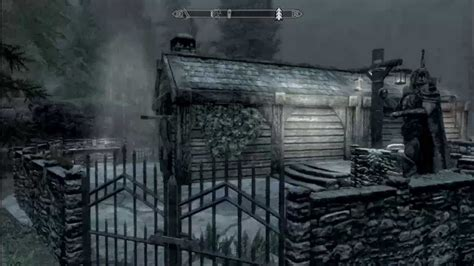 building a house in skyrim skyrim mod showcase millwater retreat build your own house youtube