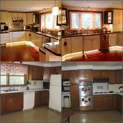 Cer Trailer Kitchen Designs Mobile Home Kitchen Remodel As Well Mobile Home Kitchen Remodeling Remodels Before After