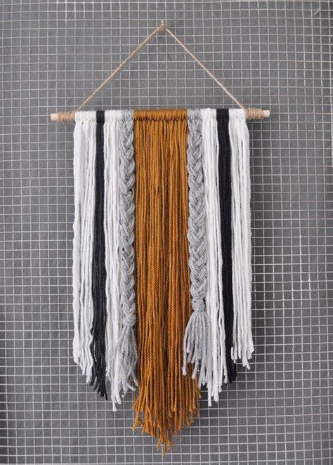 best 25 yarn wall hanging ideas on yarn wall