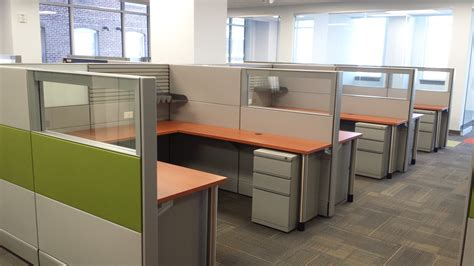 used office cubicle furniture what to expect with refurbished office furniture ethosource