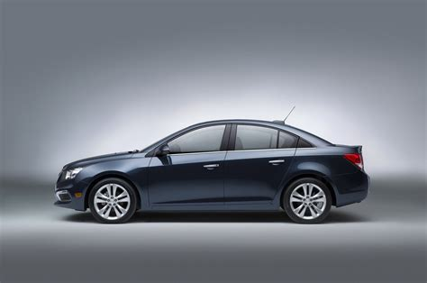 chevy cruze 2015 chevy cruze updates changes features
