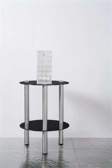 Bathroom Table Stand by Accessories Tier Stands 2 Tier Glass Stand