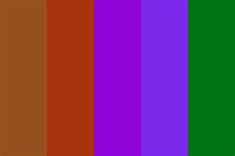 sagittarius colors sagittarius sun sign color palette