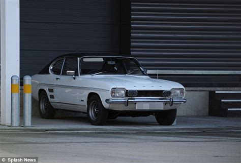 Harry Styles adds to his growing selection of motors with new classic Ford Capri Daily Mail Online