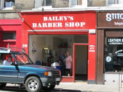 barber in edinburgh bailey s barber shop barbers 39 clerk street